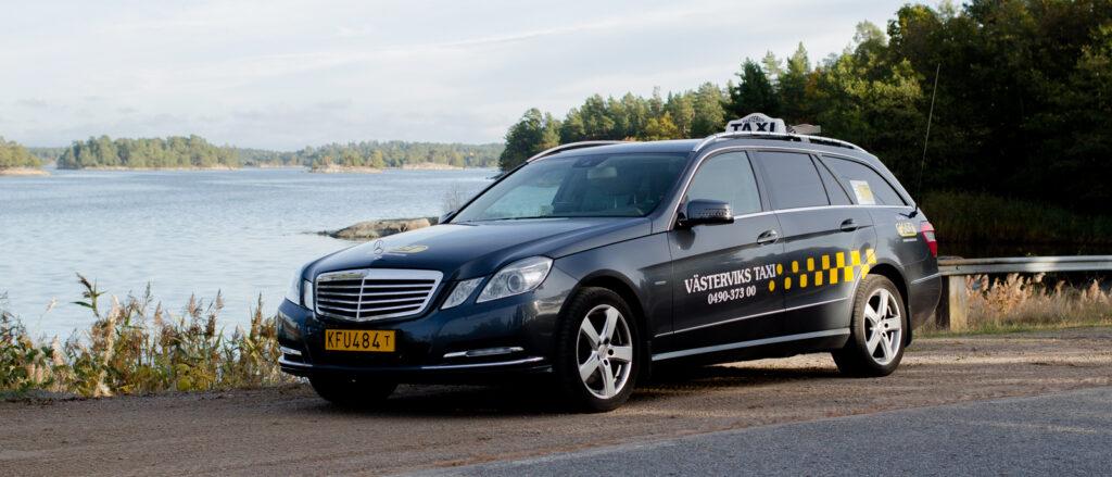 Västerviks Taxi